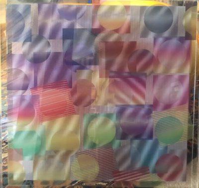 réalisation sur plexi multi-couches – 65 x 65 cm