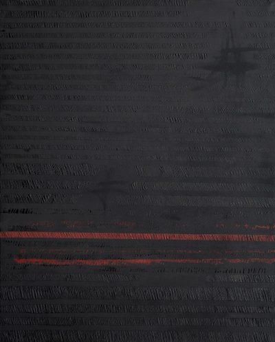 acrylique sur toile 162 x 130 cm