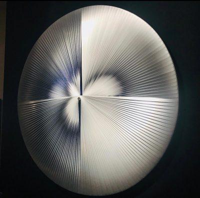 cinétique, diamètre : 91 cm