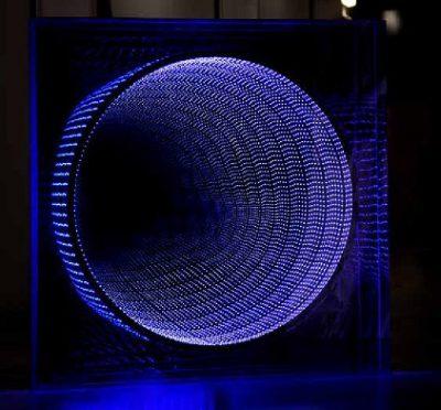 Art lumineux diam 60x60 cm
